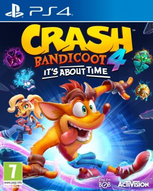 Crash Bandicoot 4: Its About Time (PS4)