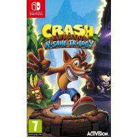 Crash Bandicoot N Sane Trilogy (Switch)