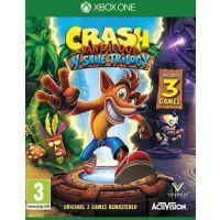 Crash Bandicoot N Sane Trilogy (Xbox One)