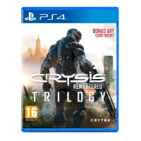 Crysis Trilogy Remastered (PS4)