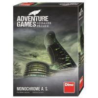 Dino Adventure Games: Monochrome A. S.