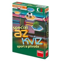 Dino AZ kvíz Speciál: Sport a příroda
