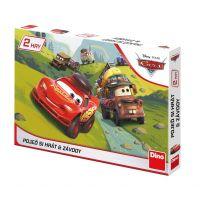 Dino Cars: Pojeď si hrát a závody 2v1