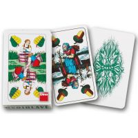 Dino Dvouhlavé mariášové karty