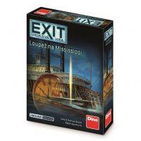 Dino Exit Úniková hra Loupež na Mississippi