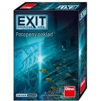 Dino Exit Úniková hra: Potopený poklad