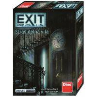 Dino Exit Úniková hra Strašidelná vila