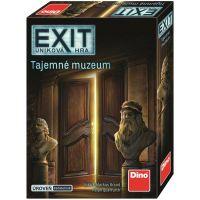 Dino Exit Úniková hra: Tajemné muzeum