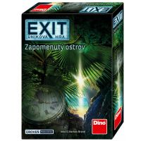 Dino Exit Úniková hra Zapomenutý ostrov