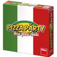Dino Pizza párty