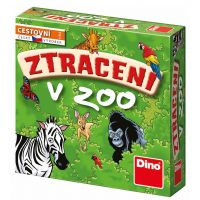 Dino Ztraceni v Zoo