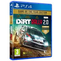 Dirt Rally 2.0 GOTY edition (PS4)