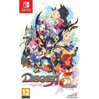 Disgaea 5 Complete Edition (Switch)