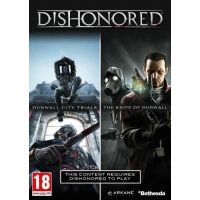 Dishonored DLC Pack: Dunwall City Trials a The Knife of Dunwall (PC)