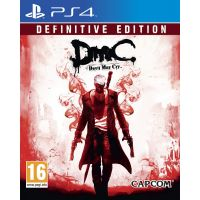DmC: Devil May Cry (Definitive Edition) (PS4)