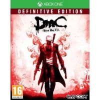 DmC: Devil May Cry (Definitive Edition) (Xbox One)