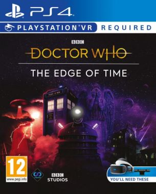 Doctor Who: The Edge of Time VR (PS4)