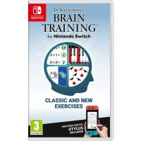 Dr Kawashimas Brain Training (Switch)
