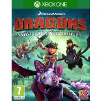 Dragons: Dawn of New Riders (Jak Vycvičit Draka 3) (Xbox One)