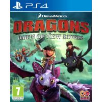 Dragons: Dawn of New Riders (Jak Vycvičit Draka 3) (PS4)