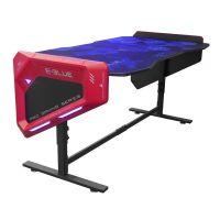 E-Blue Herní stůl EGT003, 165x88,RGB LED (EGT003BKAA-IA)