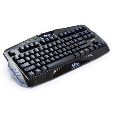 E-BLUE Klávesnice Mazer special OPS, herní, černá, US, mechanická, podsvícená (EKM086BKUS-IU) (PC)