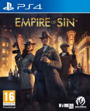 Empire of Sin Day One Edition (PS4)