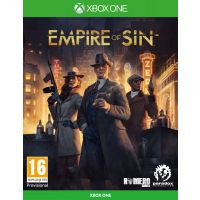 Empire of Sin Day One Edition (Xbox One)