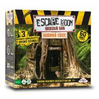 ESCAPE ROOM: úniková hra - Rodinná edice - 3 scénáře