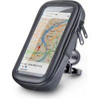 Esperanza držák na telefon pro koloběžky a jízdní kolo (EMH115 Sand L) vodotěsný, černá