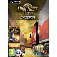 Euro Truck Simulátor 2 GOLD (PC)
