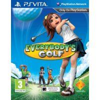 Everybodys Golf - bazar (Playstation 4)
