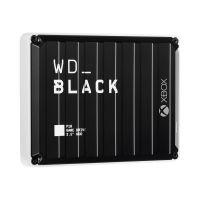 Externí pevný disk 2,5 palců Western Digital P10 Game Drive pro Xbox 5TB černý/bílý, USB 3.2 (WDBA5G0050BBK-WESN) (PC)