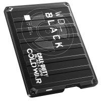 Externí pevný disk 2,5 Western Digital Black P10 Game Drive 2TB Cold War černý (WDBAZC0020BBK-WESN) (PC)
