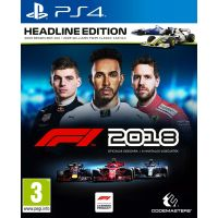 F1 2018 - Headline Edition (PS4)