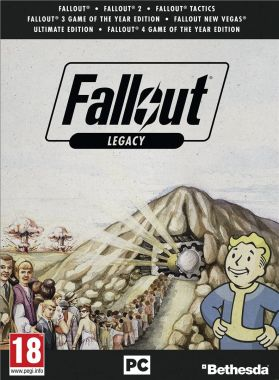 Fallout Legacy collection (PC)