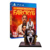 Far Cry 6 - Gold Edition + figurka Anton & Diego (PS4)