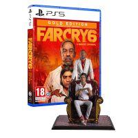 Far Cry 6 - Gold Edition + figurka Anton & Diego (PS5)