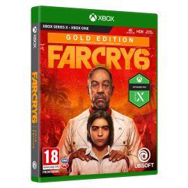 Far Cry 6 Gold Edition (XONE/XSX)