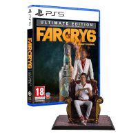 Far Cry 6 - Ultimate Edition + figurka Anton & Diego (PS5)