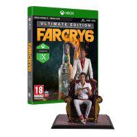 Far Cry 6 - Ultimate Edition + figurka Anton & Diego (XONE/XSX)