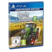 Farming Simulator 17: Ambassador Edition (PS4)