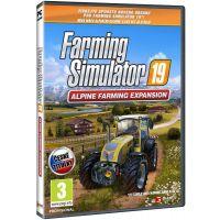 Farming Simulator 19 - Rozšíření Alpské farmaření (PC)