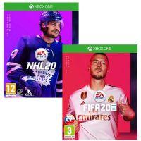 FIFA 20 + NHL 20 (Xbox One)