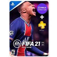 FIFA 21 (Elektronická Licence) (PS4)