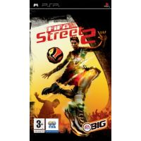 FIFA Street 2 - bazar (PSP Sony)