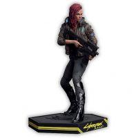 Figurka Cyberpunk 2077 - Female V (Dark Horse, 20cm)