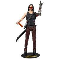 Figurka Cyberpunk 2077 - Johnny Silverhand (McFarlane, 18cm)