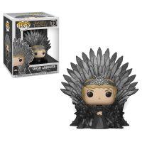 Figurka Funko POP Deluxe: Game of Thrones S10 - Cersei Lannister Sitting on Iron Throne (Funko POP 73)
