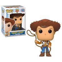 Figurka Funko POP Disney: Toy Story 4 - Woody (Funko POP 522)
